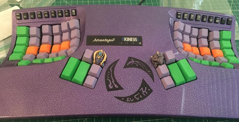 Finished Keyboard